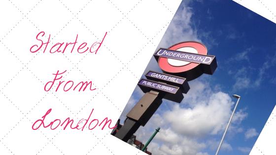 ロンドンから始まった僕の海外留学生活。本当はワーホリがよかったのだけど…